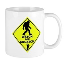 Watch fot Squatch Mug