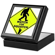 Watch fot Squatch Keepsake Box