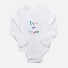 Born at Home Onesie Romper Suit