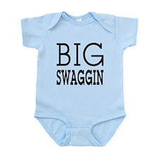 BIG SWAGGIN: Infant Bodysuit