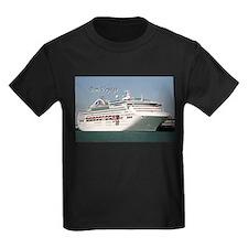 Bon Voyage: cruise ship T