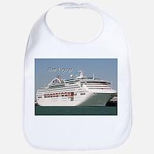 Bon Voyage: cruise ship Bib