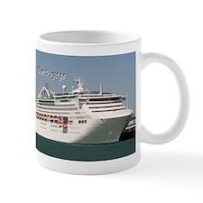 Bon Voyage: cruise ship Mug
