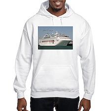 Bon Voyage: cruise ship Hoodie