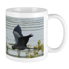 Flying Heron Mug