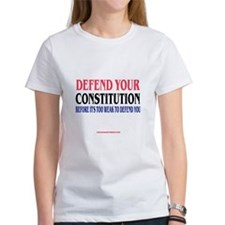 DEFEND YOUR CONSTITUTION Tee