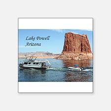 Lake Powell, Arizona, USA (caption) 1 Square Stick