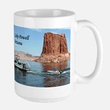 Lake Powell, Arizona, USA (caption) 1 Mug