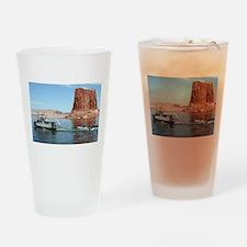 Lake Powell, Arizona, USA Drinking Glass