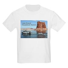 Lake Powell, Arizona, USA: Houseboat Heaven T-Shirt