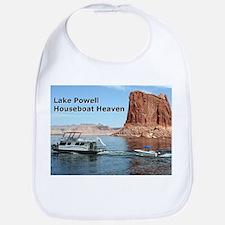Lake Powell, Arizona, USA: Houseboat Heaven Bib