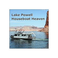 Lake Powell, Arizona, USA: Houseboat Heaven Square