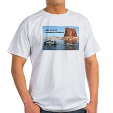 Lake Powell, Arizona, USA: Houseboat Heaven T-Shirt