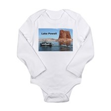 Lake Powell, Arizona, USA (caption) 2 Long Sleeve