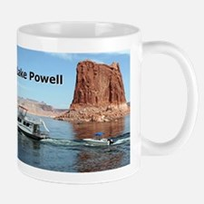 Lake Powell, Arizona, USA (caption) 2 Mug