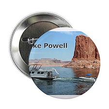 "Lake Powell, Arizona, USA (caption) 2 2.25"" Button"