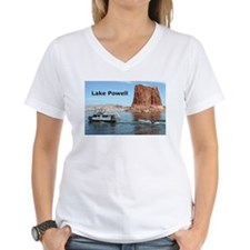 Lake Powell, Arizona, USA (caption) 2 Shirt
