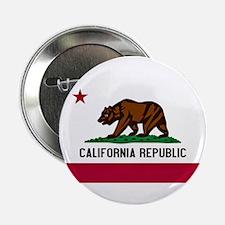 """California Flag 2.25"""" Button"""