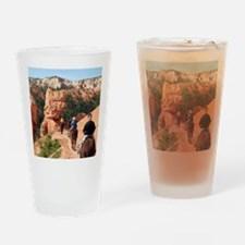 Bryce Canyon, Utah, USA 2 Drinking Glass