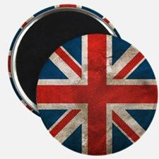 UK British English Union Jack Magnet