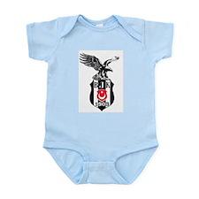 Besiktas Infant Bodysuit