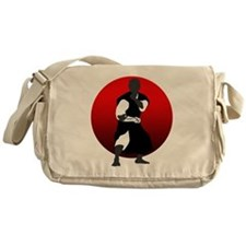 Shorinji Kempo Messenger Bag