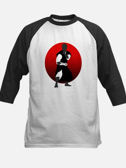 Shorinji Kempo Kids Baseball Jersey