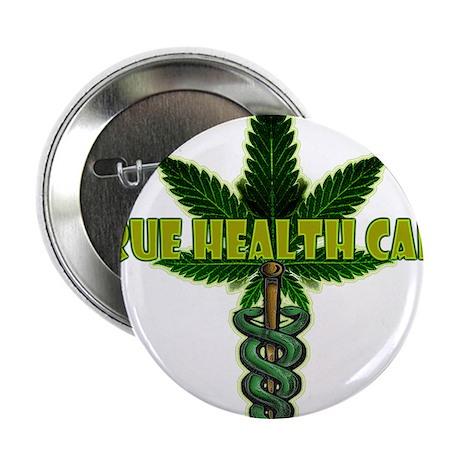 "True Health Care 2.25"" Button (100 pack)"