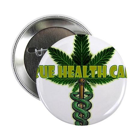 """True Health Care 2.25"""" Button"""