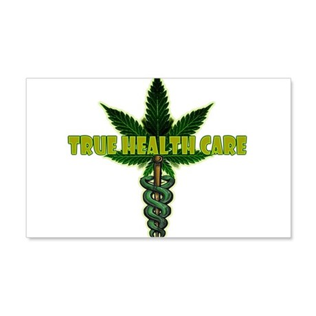 True Health Care 20x12 Wall Decal