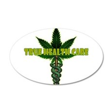 True Health Care Wall Decal