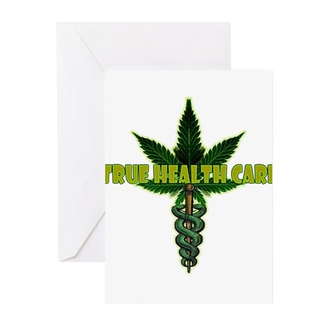 True Health Care Greeting Cards (Pk of 10)
