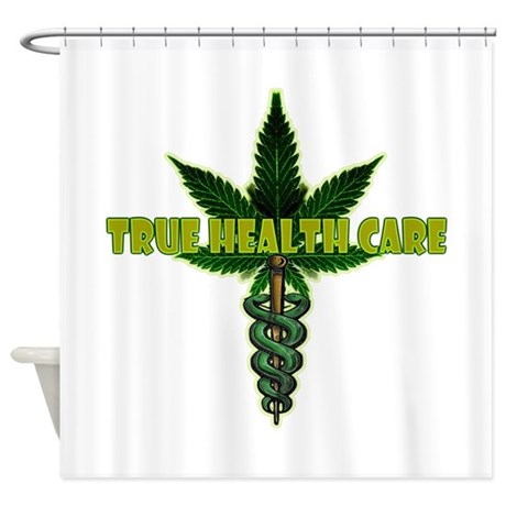 True Health Care Shower Curtain