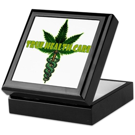 True Health Care Stash Box
