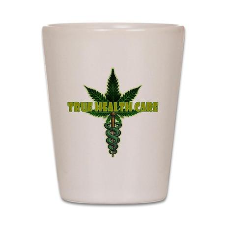 True Health Care Shot Glass