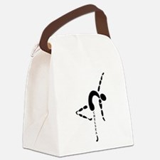 Chelsea dancer Canvas Lunch Bag