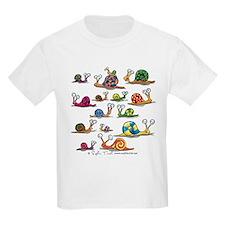 Snails abound T-Shirt