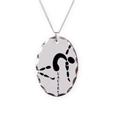 Lacie dancer products Necklace Oval Charm