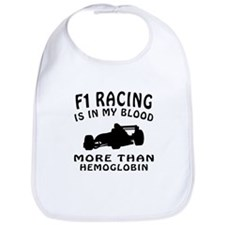 Formula one Racing Designs Bib
