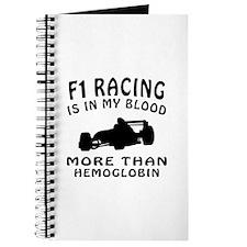 Formula one Racing Designs Journal