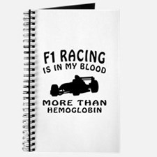 Formula one Racing Designs Journal