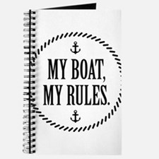 My Boat, My Rules Journal