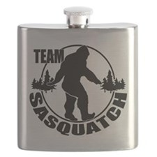 Team Sasquatch Flask