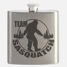 Team Sasquatch Flask