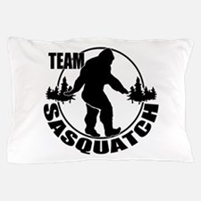 Team Sasquatch Pillow Case