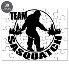 Team Sasquatch Puzzle