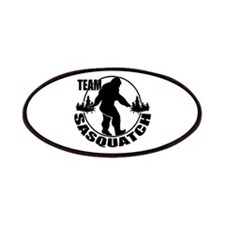 Team Sasquatch Patches