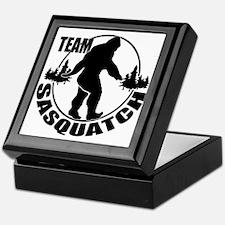 Team Sasquatch Keepsake Box