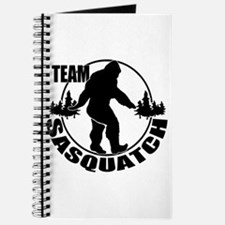 Team Sasquatch Journal