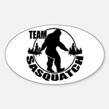 Team Sasquatch Decal
